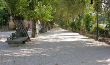 Paseo de A Calzada - CAMBADOS