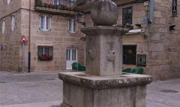 Plaza de As Rodas - CAMBADOS