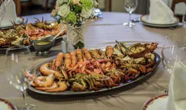 Gastronomía de CAMBADOS